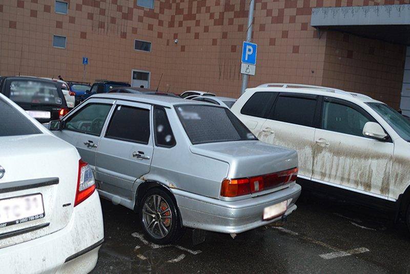 В Белгороде проверили парковки для инвалидов, фото-2