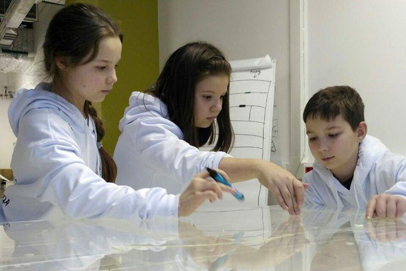 Юные инженеры из Белгорода победили в конкурсе проектов в «Сколкове», фото-1