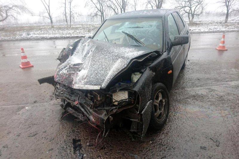 В Белгороде в ночном ДТП погиб пешеход, фото-1