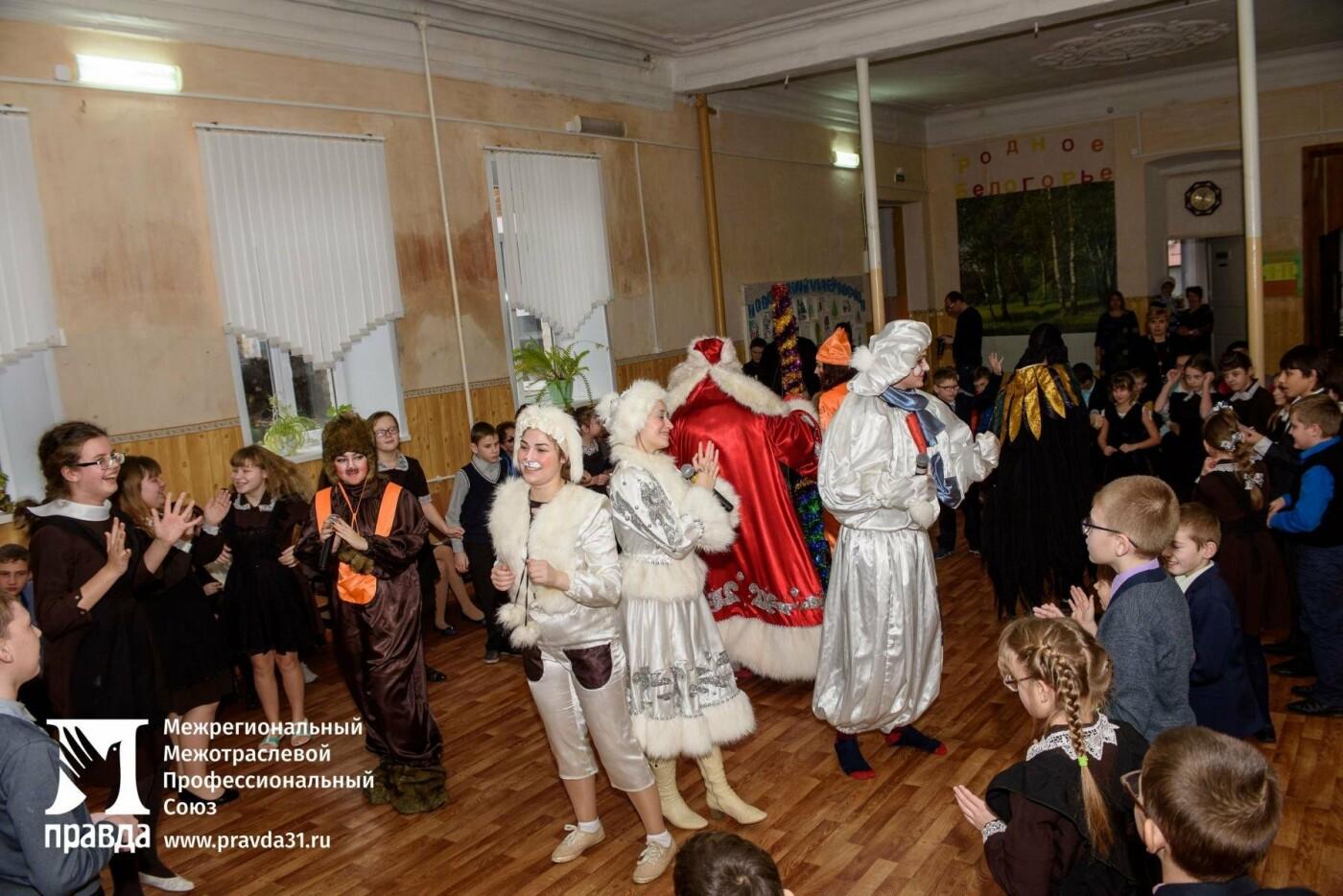 В Валуйках открыли зал греко-римской борьбы, фото-12