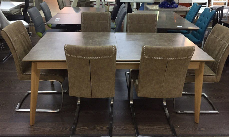 Тот самый, о котором мечталось. Салон «Просто Мебель» приглашает выбрать обеденный стол к Новому году, фото-16