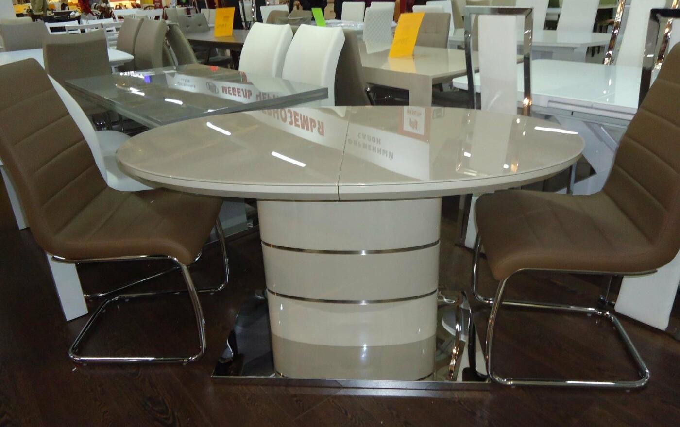 Тот самый, о котором мечталось. Салон «Просто Мебель» приглашает выбрать обеденный стол к Новому году, фото-17