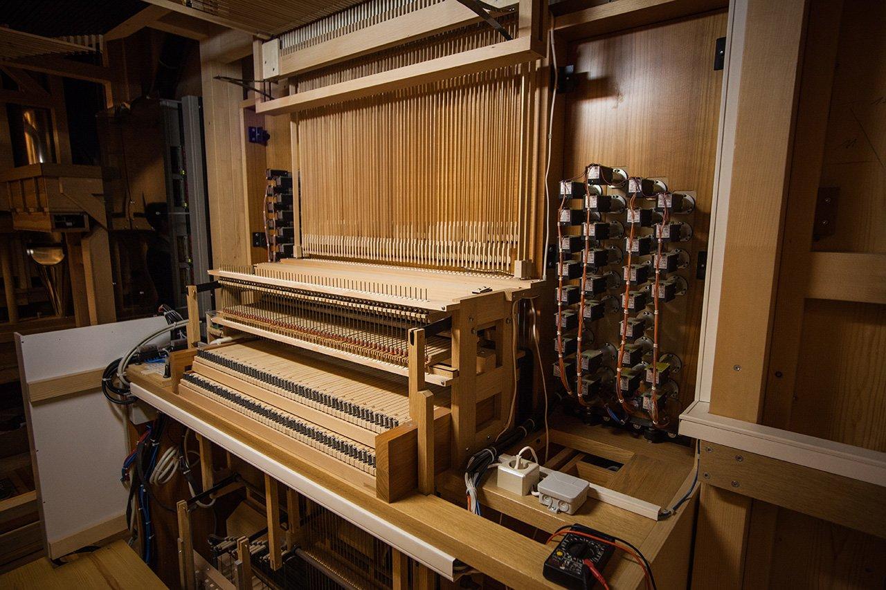 Органный зал с привидениями. В Белгородской филармонии отмечают день 6-летие четырёхэтажного инструмента, фото-8