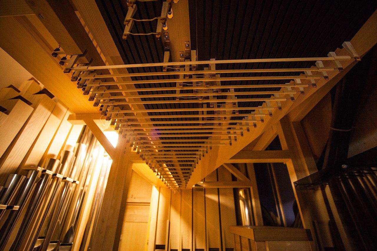 Органный зал с привидениями. В Белгородской филармонии отмечают день 6-летие четырёхэтажного инструмента, фото-10