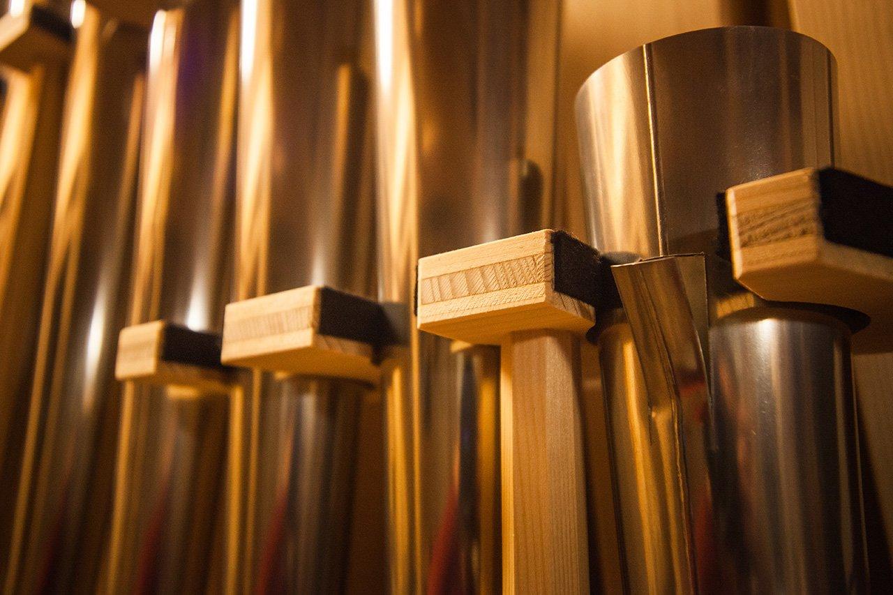 Органный зал с привидениями. В Белгородской филармонии отмечают день 6-летие четырёхэтажного инструмента, фото-11
