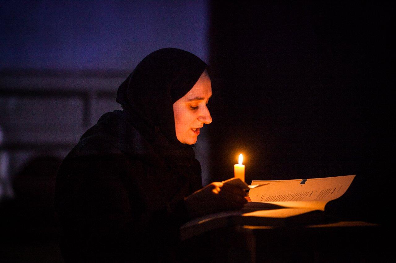 «Любить жизнь больше, чем смерть». «Новая сцена-2» читает пьесу «Норд-Ост» о теракте на Дубровке, фото-1