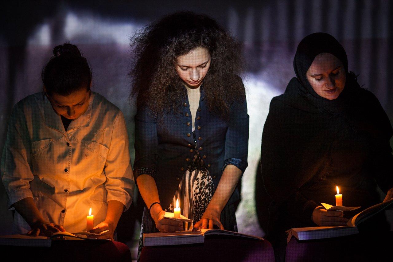 «Любить жизнь больше, чем смерть». «Новая сцена-2» читает пьесу «Норд-Ост» о теракте на Дубровке, фото-2
