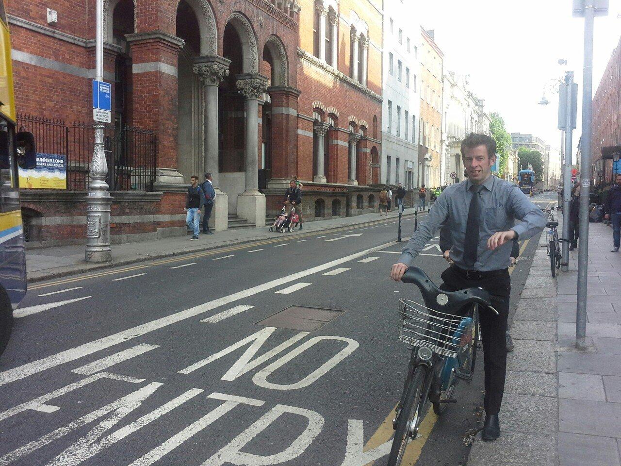 Евгений Савченко выступил за  приоритет велосипедистов перед автомобилистами, фото-4