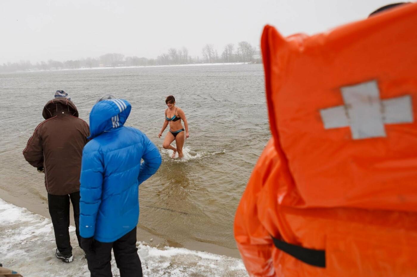 В Белгороде прошли соревнования по зимнему плаванию, фото-5