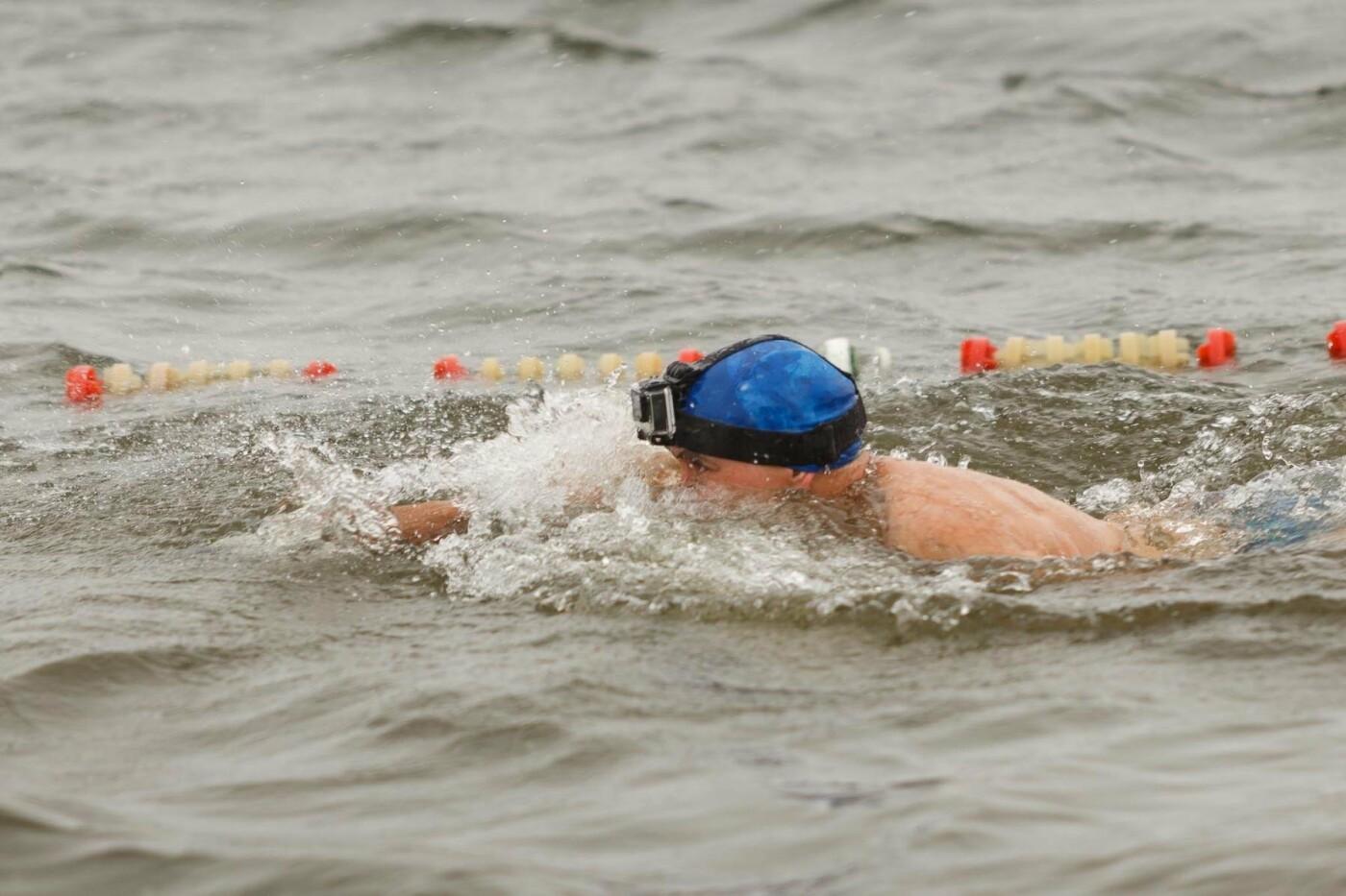 В Белгороде прошли соревнования по зимнему плаванию, фото-11