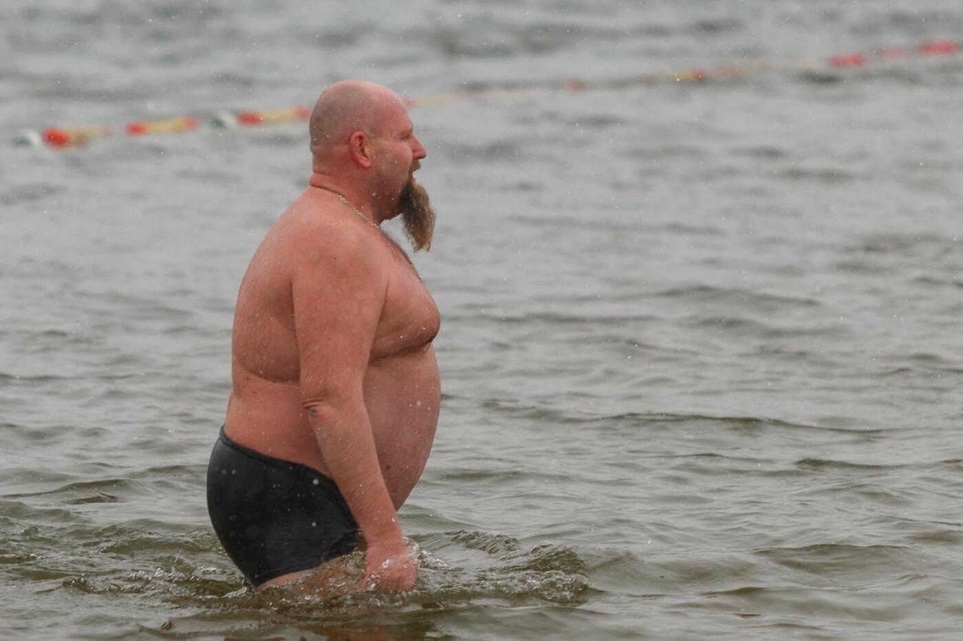 В Белгороде прошли соревнования по зимнему плаванию, фото-22