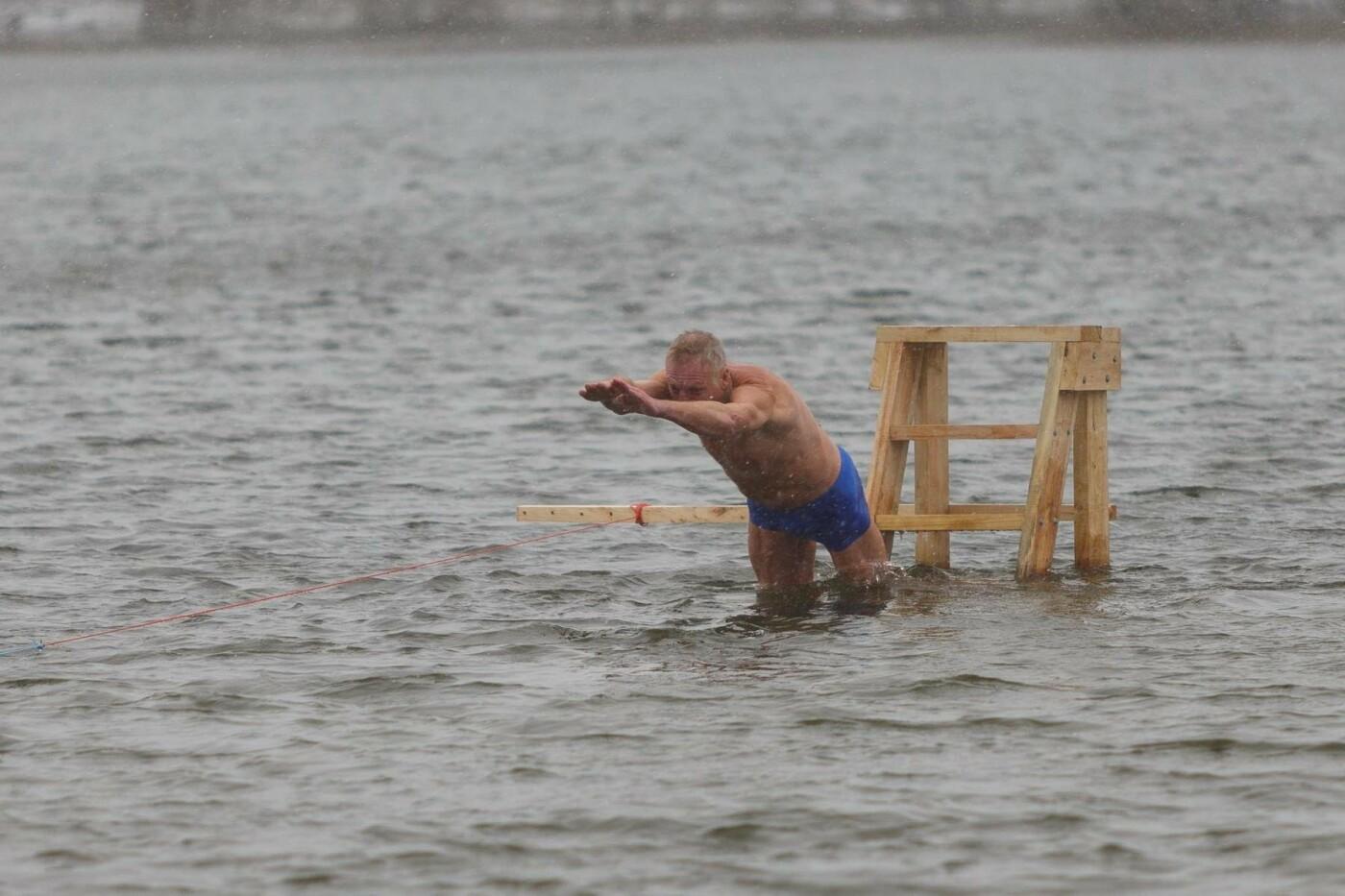В Белгороде прошли соревнования по зимнему плаванию, фото-24
