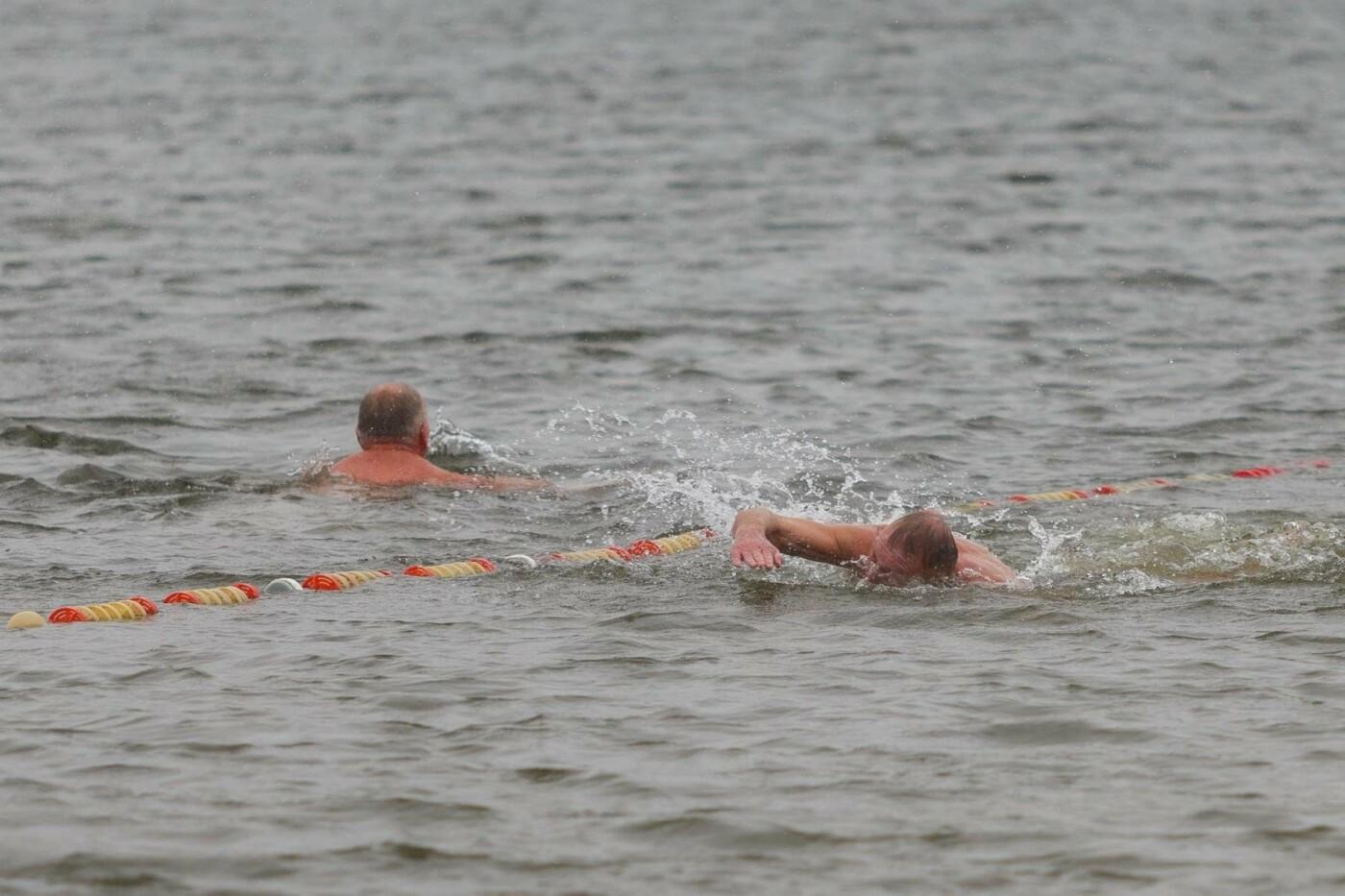 В Белгороде прошли соревнования по зимнему плаванию, фото-31