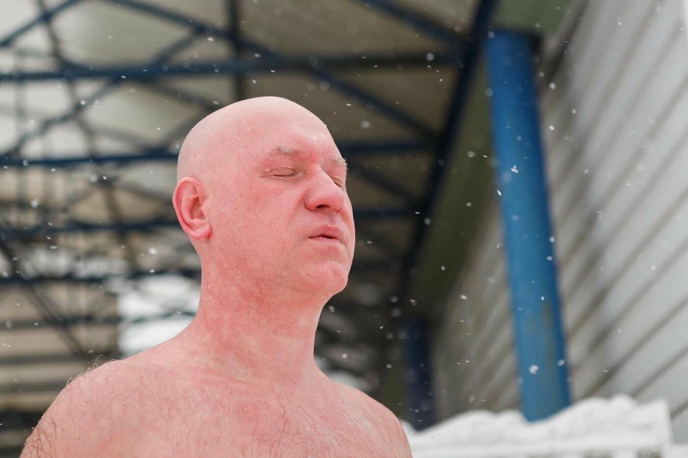 В Белгороде прошли соревнования по зимнему плаванию, фото-14