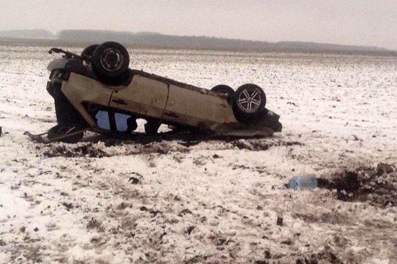 В Белгороде пьяный водитель «Ауди» устроил аварию с ВАЗом  , фото-2