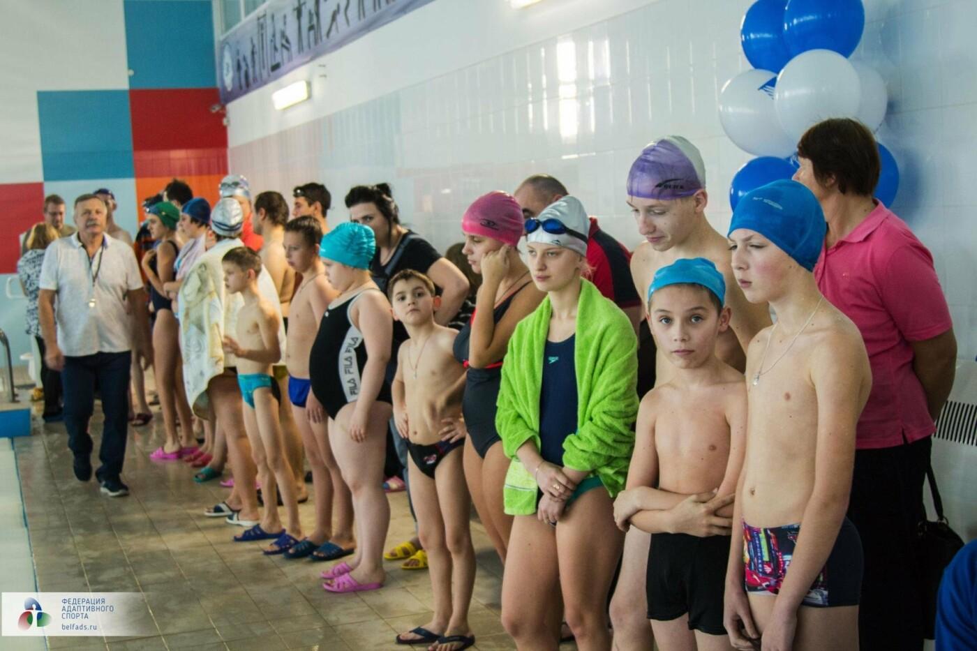Предновогодний заплыв: члены Федерации адаптивного спорта провели соревнования по плаванию, фото-18