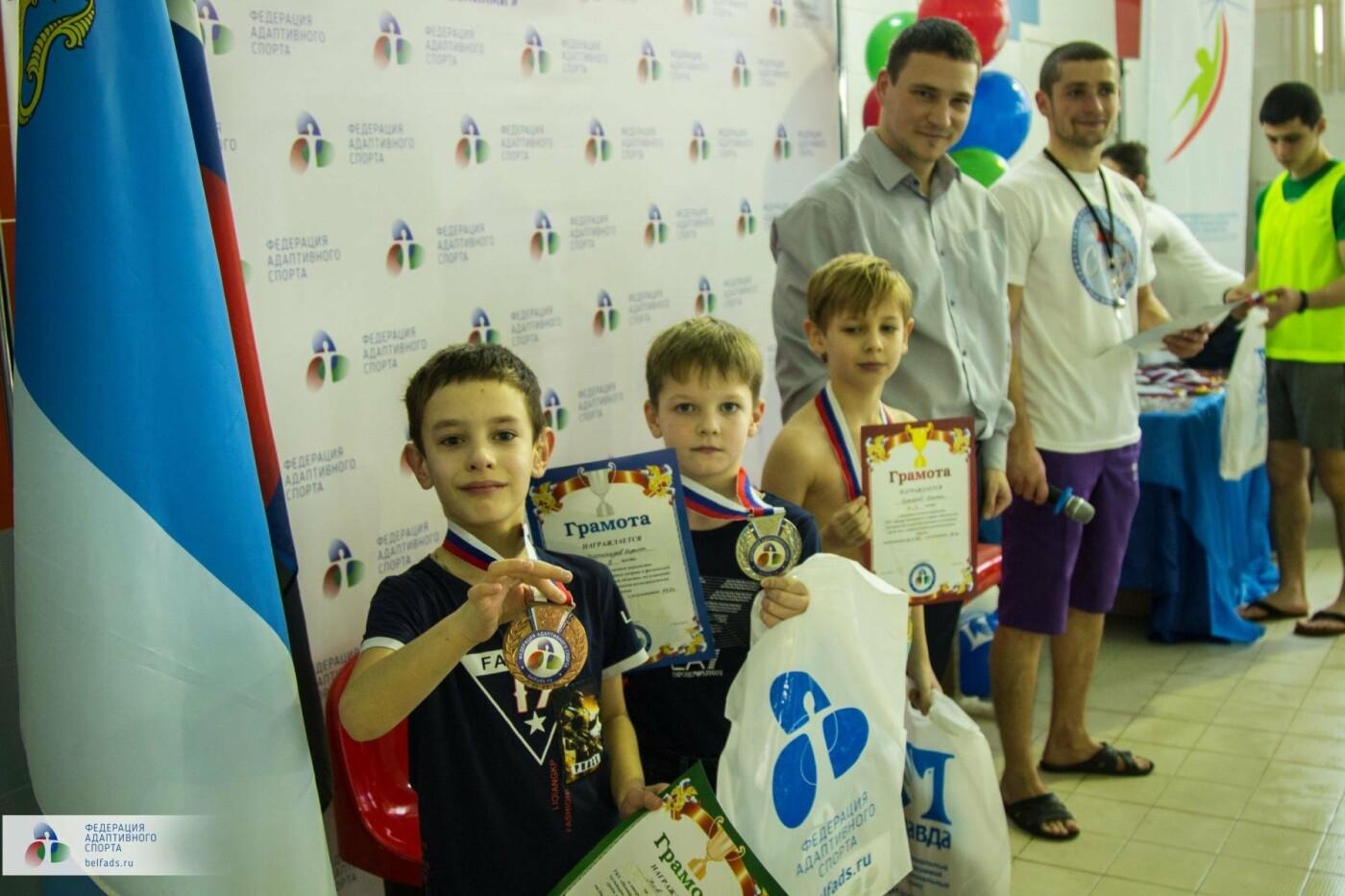 Предновогодний заплыв: члены Федерации адаптивного спорта провели соревнования по плаванию, фото-13