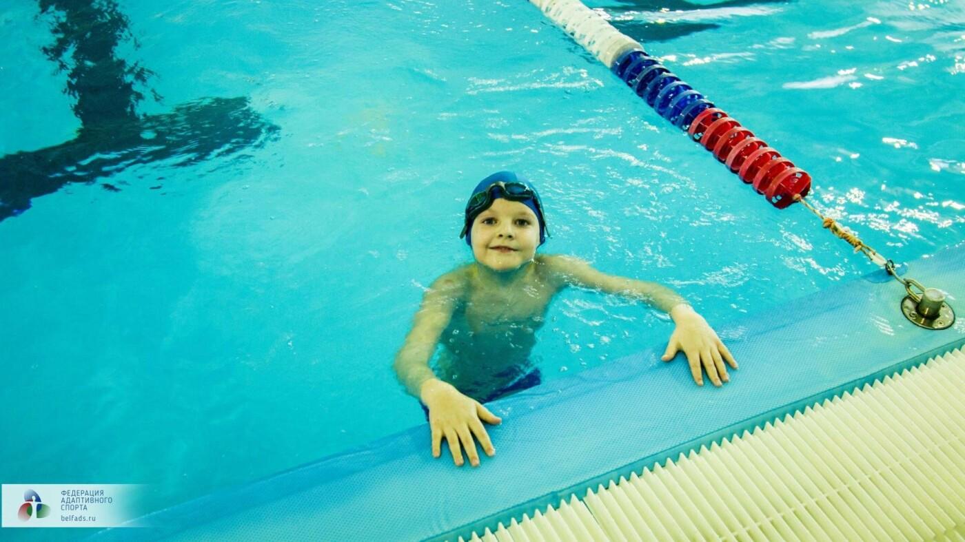 Предновогодний заплыв: члены Федерации адаптивного спорта провели соревнования по плаванию, фото-2