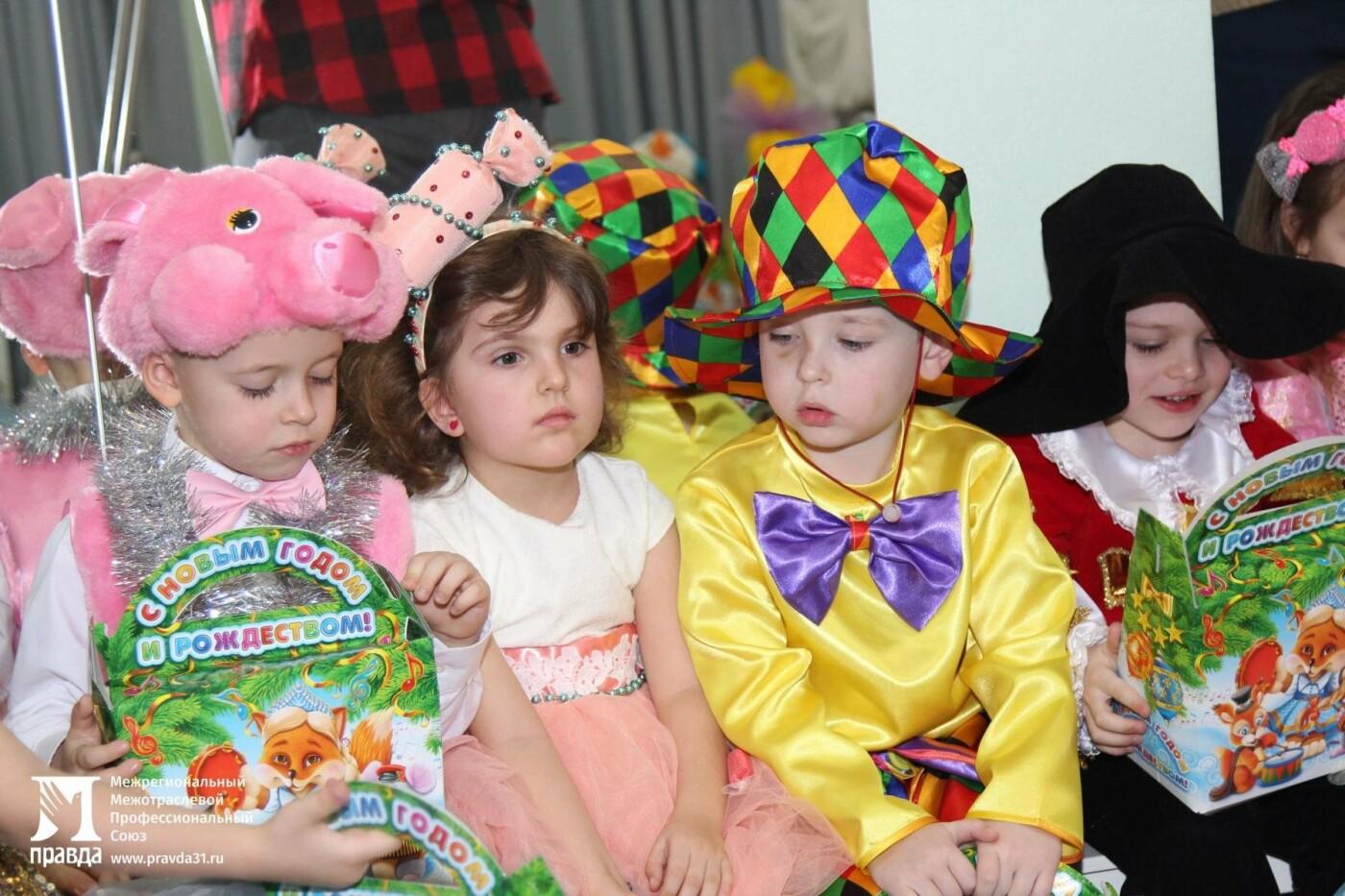 Праздник к нам приходит: воспитанников православного детского сада «Рождественский» поздравили с Новым годом, фото-15