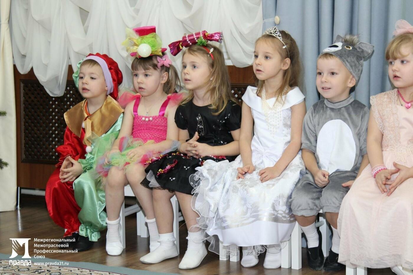 Праздник к нам приходит: воспитанников православного детского сада «Рождественский» поздравили с Новым годом, фото-13