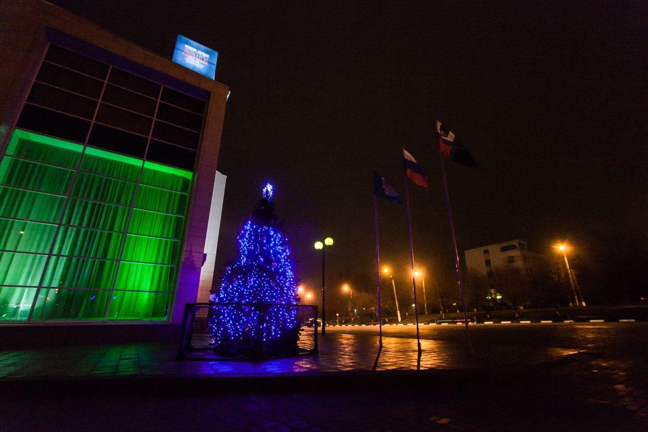 Как выглядит Белгород в свой последний вечер 2017 года (фото), фото-10