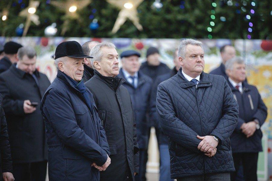 Белгородцы отметили Рождество Христово, фото-4