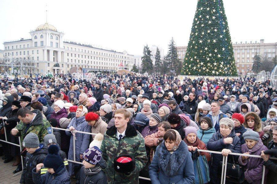 Белгородцы отметили Рождество Христово, фото-3