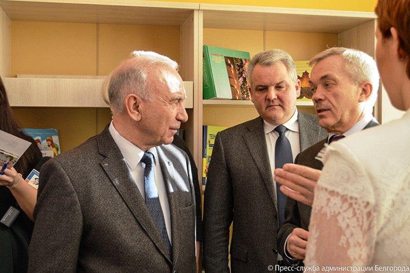 В Белгороде открылась новая школа, фото-3
