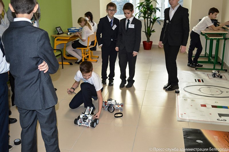 В Белгороде открылась новая школа, фото-5