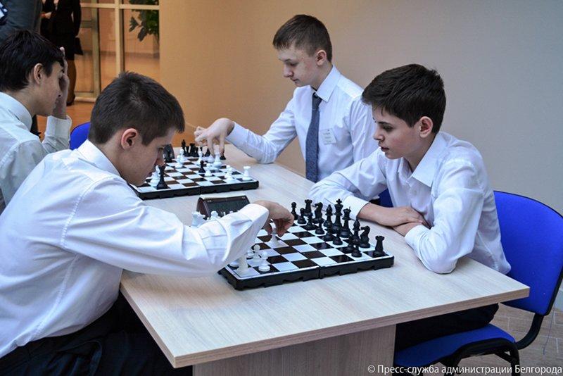 В Белгороде открылась новая школа, фото-7