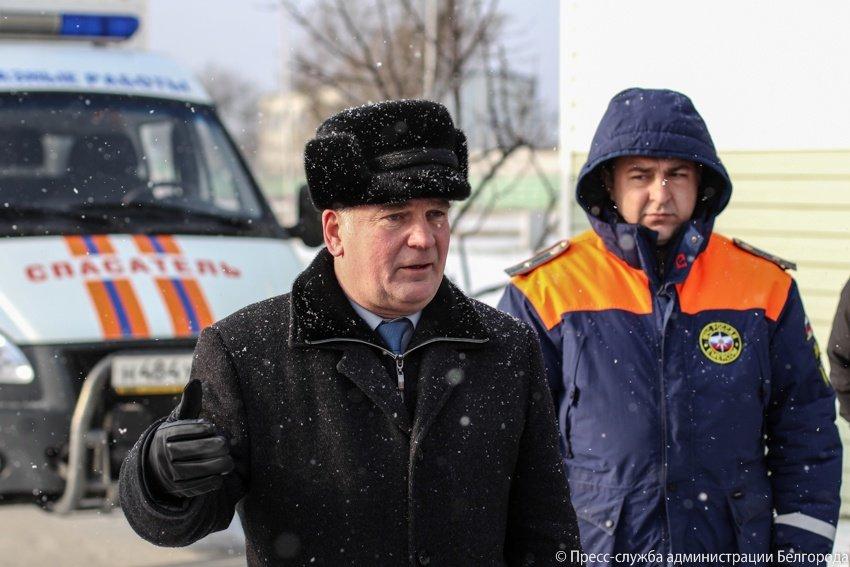 На Центральном пляже Белгорода оборудовали две купели, фото-5