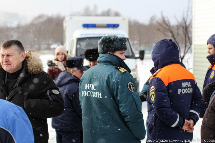 На Центральном пляже Белгорода оборудовали две купели, фото-6