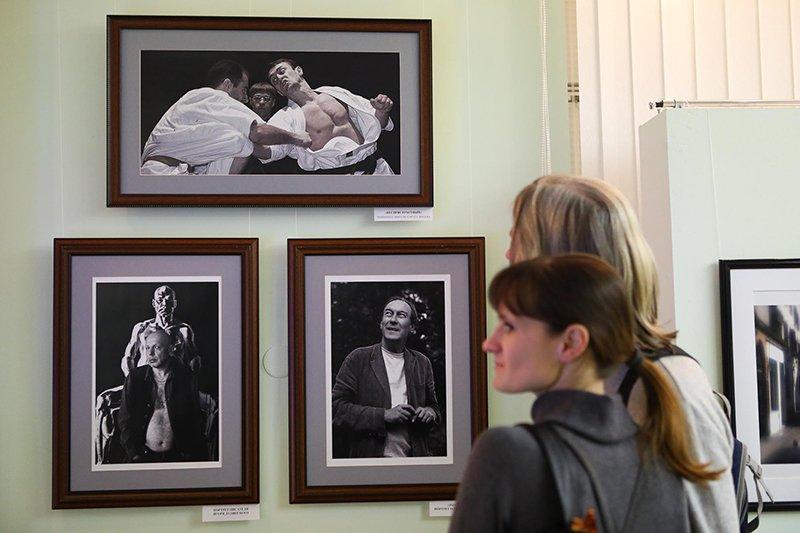 Белгородцам показали «Фундаментальность мимолётности» фотографа Михаила Геллера  , фото-1