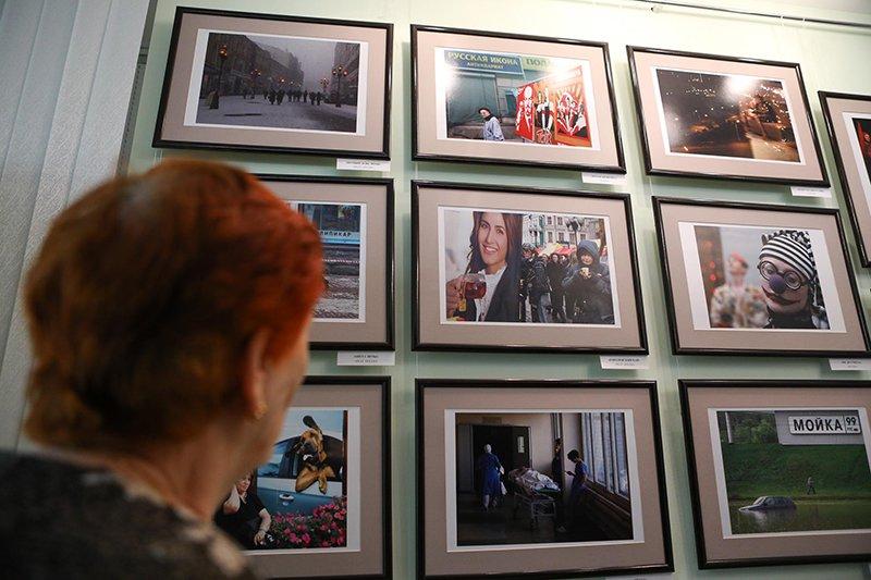 Белгородцам показали «Фундаментальность мимолётности» фотографа Михаила Геллера  , фото-2