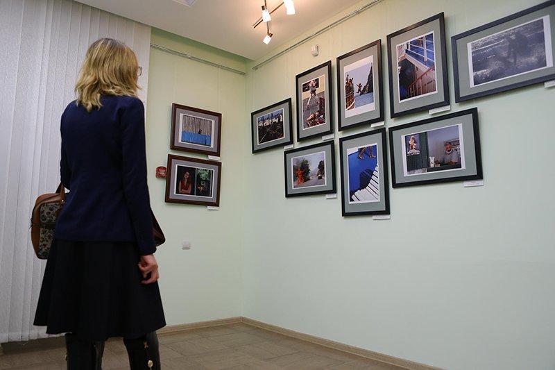 Белгородцам показали «Фундаментальность мимолётности» фотографа Михаила Геллера  , фото-3