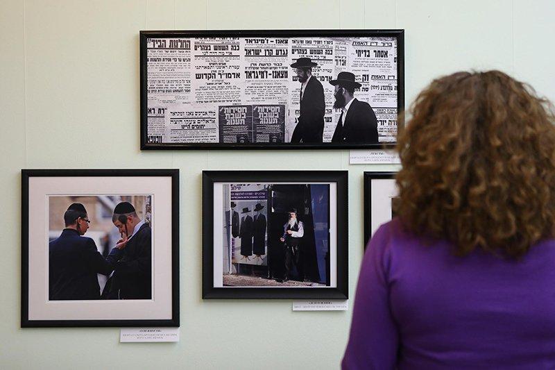 Белгородцам показали «Фундаментальность мимолётности» фотографа Михаила Геллера  , фото-4