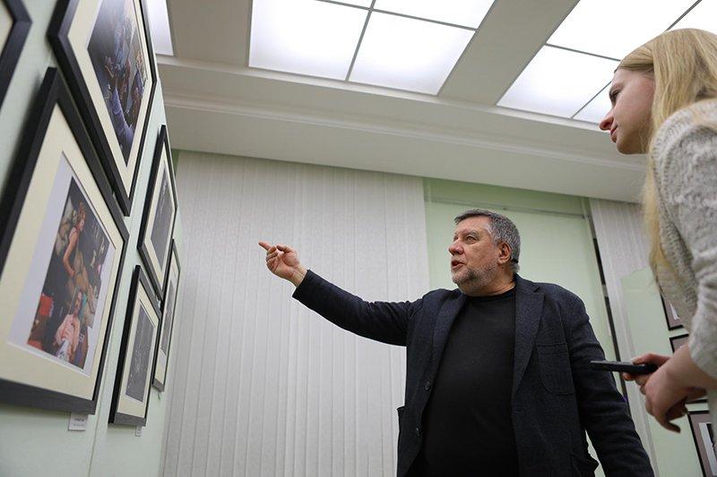 Белгородцам показали «Фундаментальность мимолётности» фотографа Михаила Геллера  , фото-6