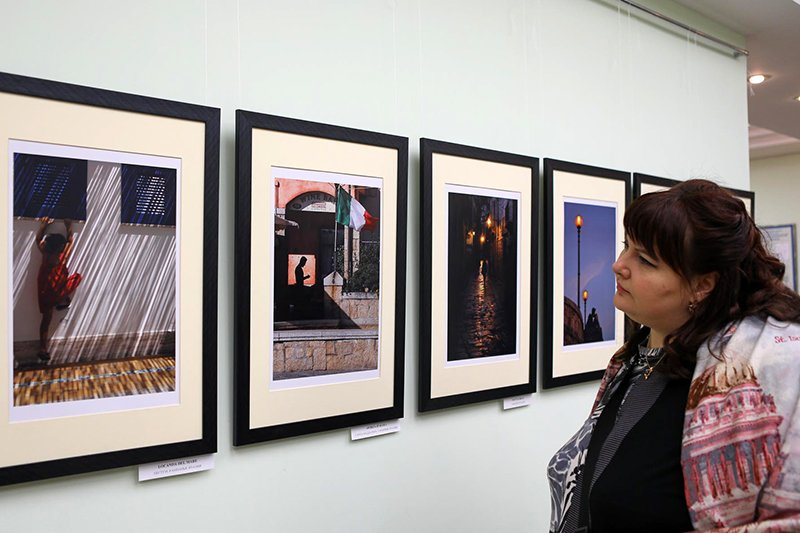 Белгородцам показали «Фундаментальность мимолётности» фотографа Михаила Геллера  , фото-7