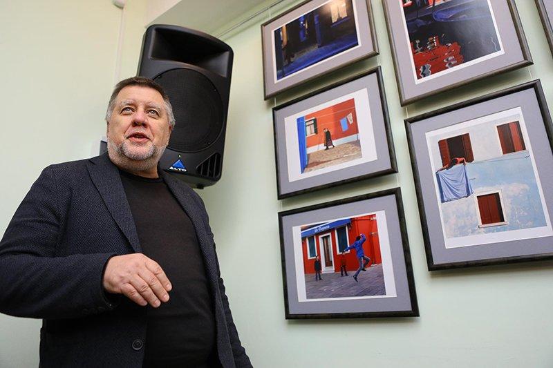 Белгородцам показали «Фундаментальность мимолётности» фотографа Михаила Геллера  , фото-9