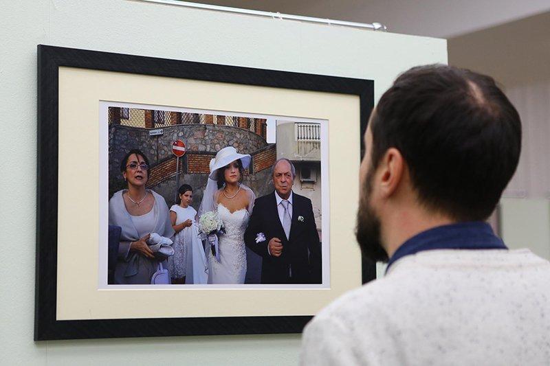 Белгородцам показали «Фундаментальность мимолётности» фотографа Михаила Геллера  , фото-14