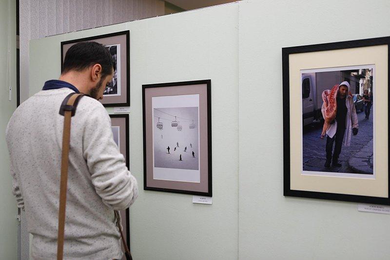 Белгородцам показали «Фундаментальность мимолётности» фотографа Михаила Геллера  , фото-15