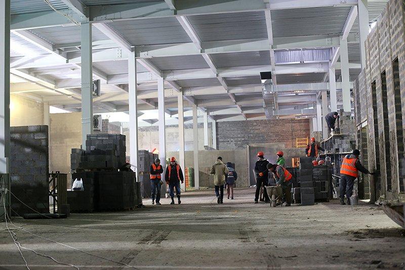 Белгородский «Мастерславль» обрёл стены и крышу, фото-2