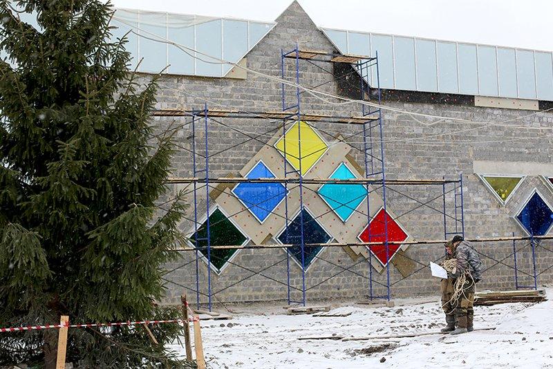 Белгородский «Мастерславль» обрёл стены и крышу, фото-3
