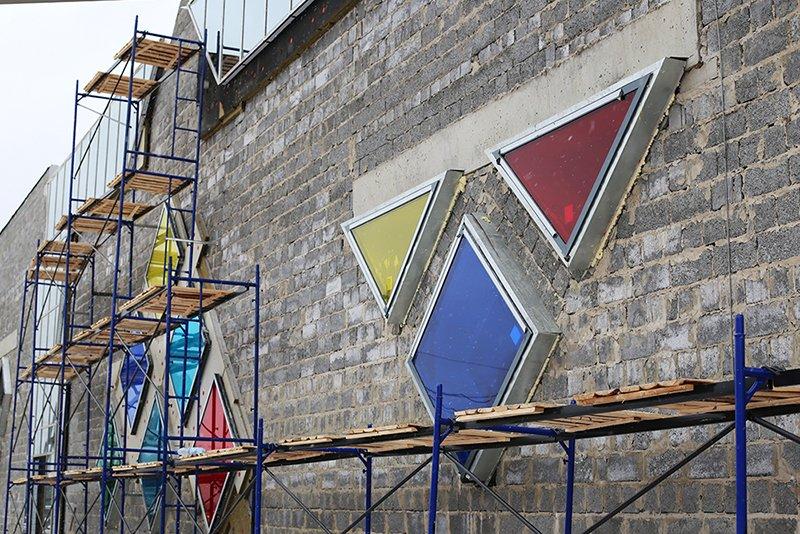 Белгородский «Мастерславль» обрёл стены и крышу, фото-4