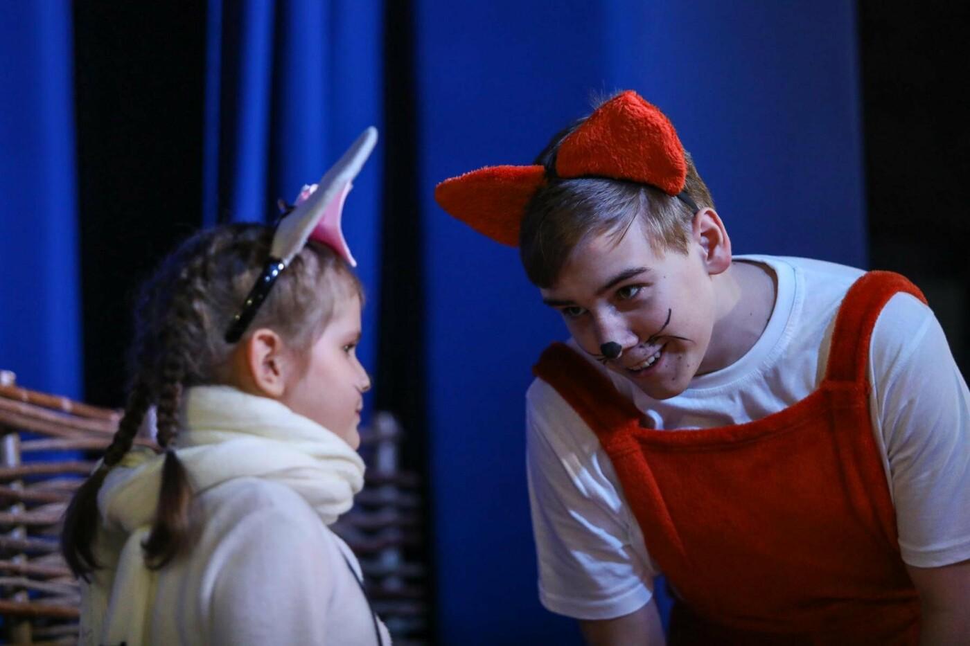 В Белгороде состоялась премьера инклюзивного спектакля «Приключения белой мышки», фото-6
