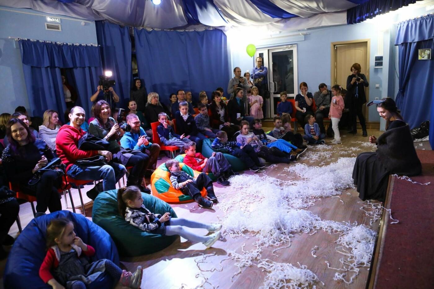 В Белгороде состоялась премьера инклюзивного спектакля «Приключения белой мышки», фото-11