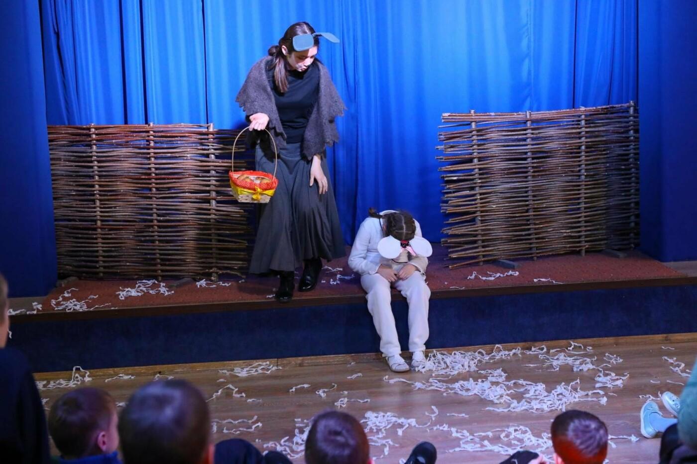 В Белгороде состоялась премьера инклюзивного спектакля «Приключения белой мышки», фото-12