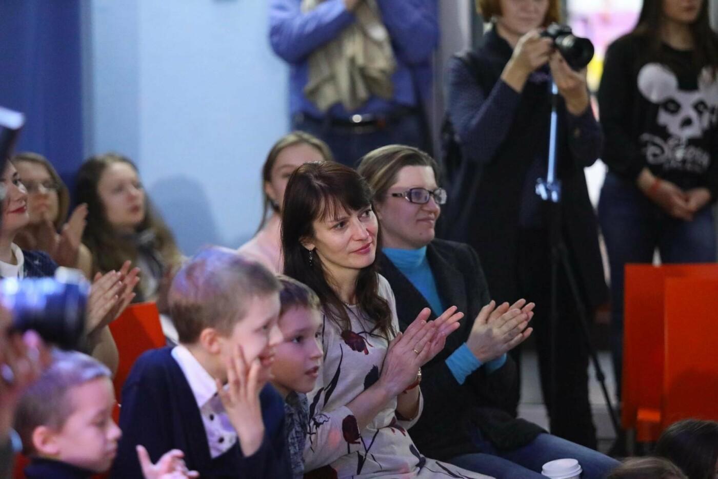 В Белгороде состоялась премьера инклюзивного спектакля «Приключения белой мышки», фото-13