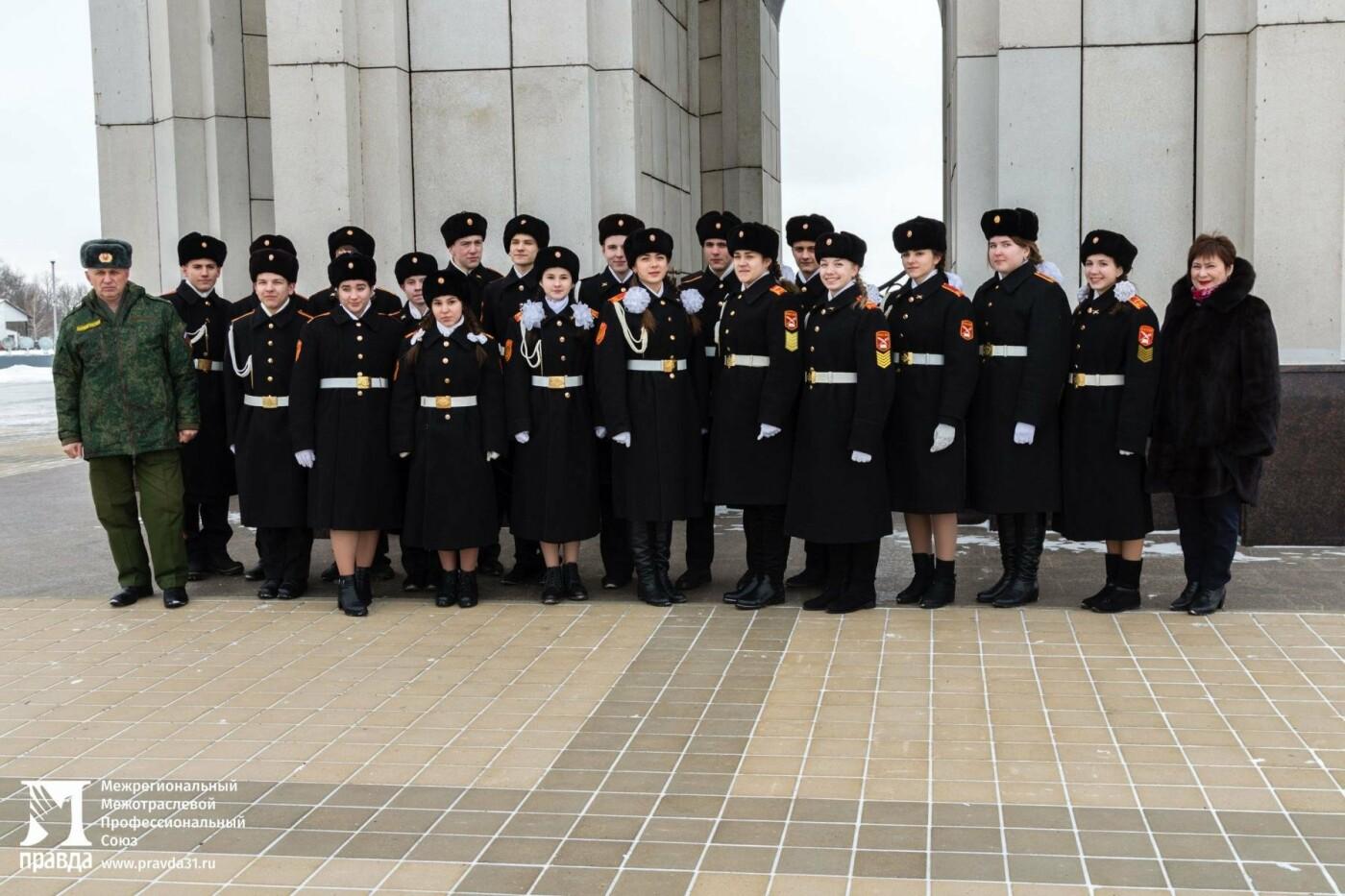 Краткий курс молодого бойца, или Один день из жизни юнармейца, фото-3