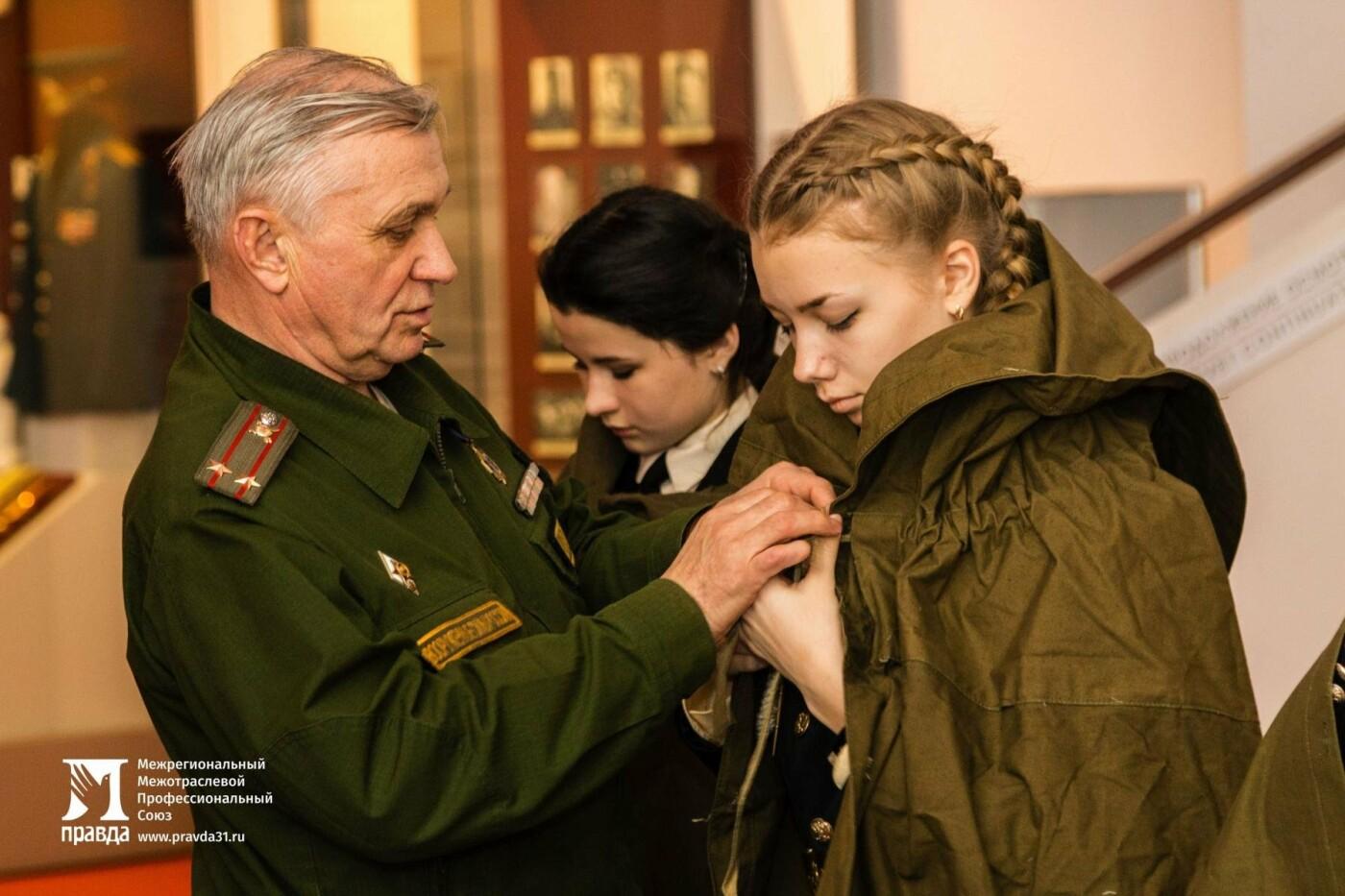 Краткий курс молодого бойца, или Один день из жизни юнармейца, фото-4